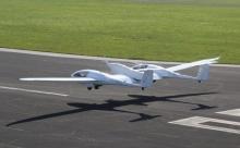 HY4 - пассажирский самолет с водородными топливными элементами