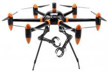 Prodrone PD6B-AW-ARM - летающий дрон с  «руками»