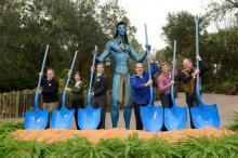 Walt Disney воссоздаст шарм планеты Пандоры в своем новом парке