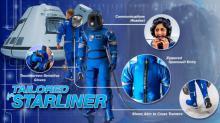 Boeing предложила новые скафандры для космических полетов