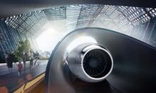Hyperloop -  проект вакуумного поезда получил тестовую трассу в Неваде