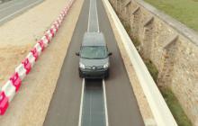 DEVC - система зарядки электромобилей в движении