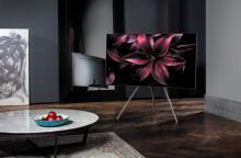 Телевизор с функцией картины