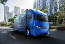 E-Fuso Vision One - грузовик на электротяге