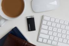 Ключ-брелок Halberd - решение для офисных параноиков