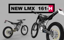 Лёгкий внедорожник нового поколения LMX 161-H