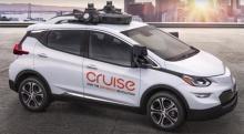 Cruise AV - первый серийный автомобиль без рулевого колеса и педалей