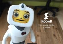 Робот Robelf – сторож, няня и помощник