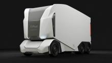 В Швеции началась коммерческая эксплуатация автономного электрического грузовика T-pod