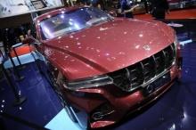 Первый водородный автомобиль от китайской компании Grove
