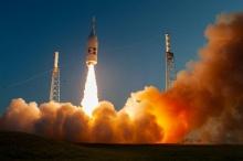 NASA  провели испытания системы спасения экипажа на корабле Orion