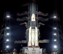 Индия запустила межпланетную станцию «Чандраян-2»