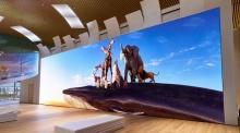 Sony представила гигантский широкоформатный 16K-дисплей