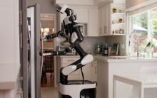 Роботы-помощники по хозяйству от компании Toyota