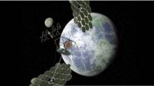 Проект Space-Based Solar Power - энергия из космоса