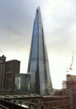 The Shard - небоскреб в Лондоне
