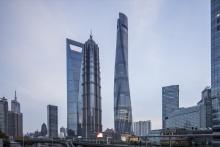 Шанхайская башня - самые высокие небоскребы