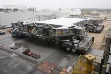 Гусеничный транспортёр НАСА