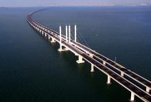 Даньян-Куньшаньский виадук - самый длинный мост в мире