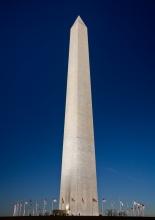 Монумент Вашингтона - самый высокий обелиск в мире
