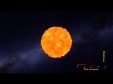 Embedded thumbnail for Взрыв сверхновой