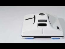 Embedded thumbnail for Hobot-268 – робот - мойщик окон, стекол и стен