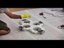 Embedded thumbnail for Многороторная летательная система