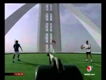 Embedded thumbnail for Самый высочайший теннисный корт