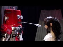 Embedded thumbnail for Бракосочетание роботов в Японии