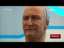 Embedded thumbnail for Робот Хан с человеческими эмоциями