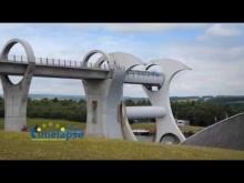Embedded thumbnail for Фолкеркское колесо - лифт для кораблей