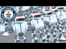 Embedded thumbnail for Роботы Dobi ставят мировой рекорд