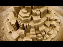 Embedded thumbnail for Самое высокое в мире здание из песка